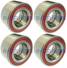 TRAILER WHEEL BEARING 42x80x42 ALKO 230 582226 309609 527243 BA2B309609AD x 4